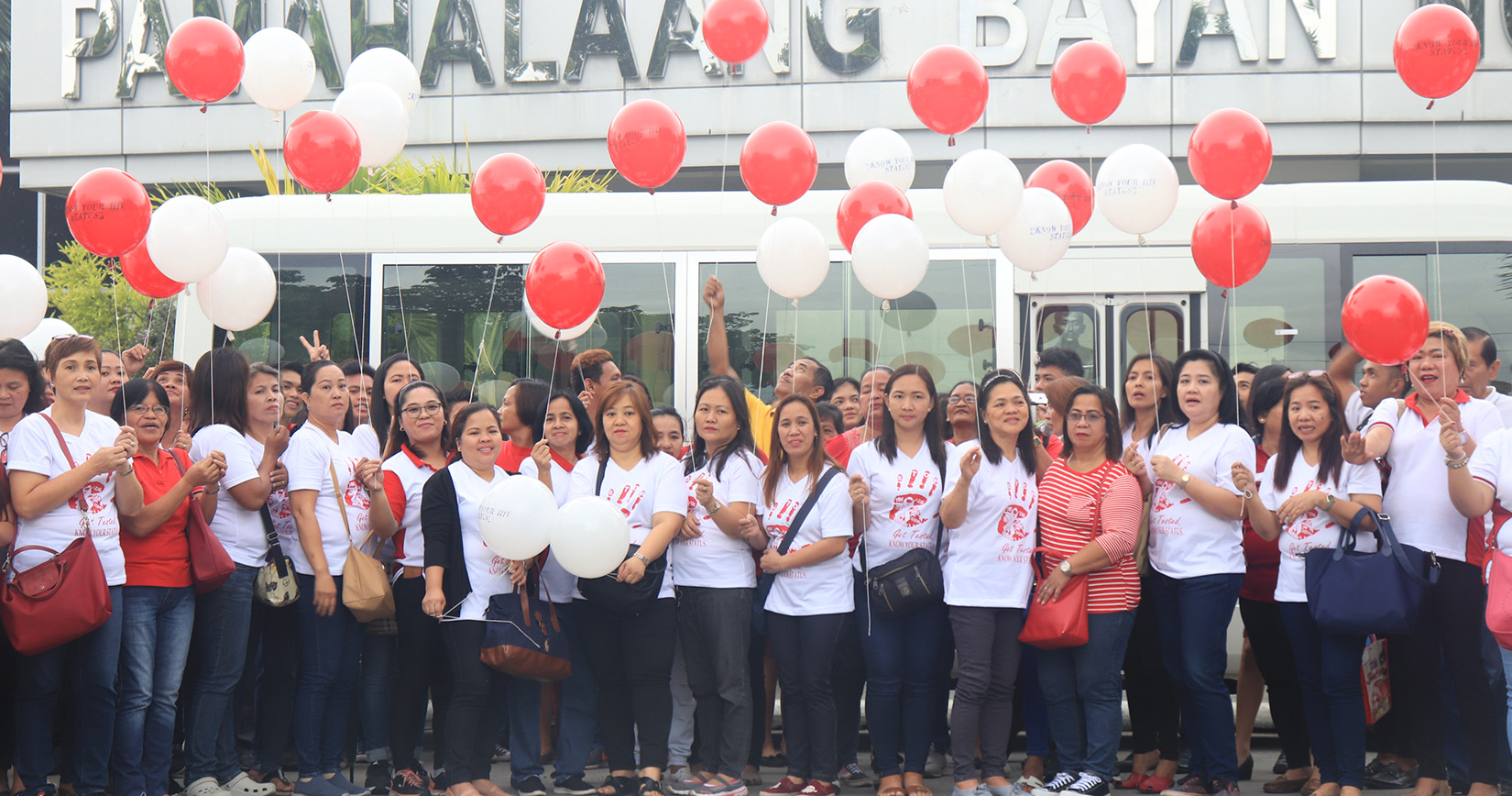 World AIDS day, ginunita sa Marilao.