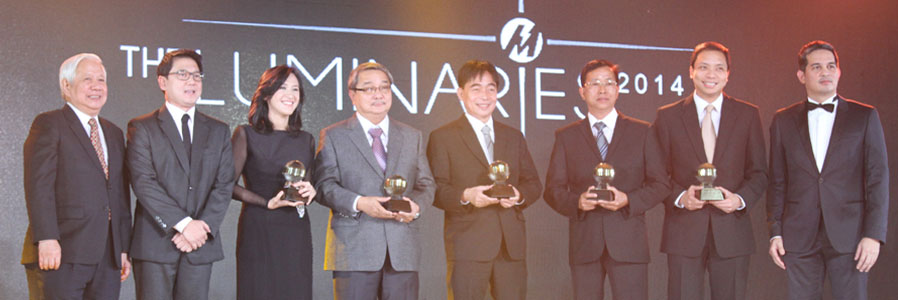 MERALCO Luminaries Awardee 2014