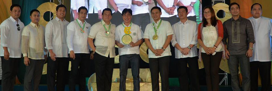 Mayor Tito, Most Supportive Mayor for Youth Programs